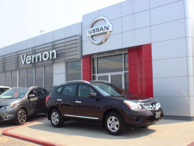 2011 NISSAN ROGUE S AWD in Kelowna, British Columbia