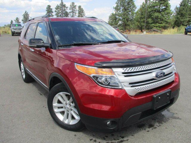 2013 FORD EXPLORER XLT 4x4 w/ Leather in Cranbrook, British Columbia