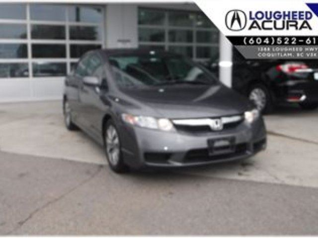 2010 Honda Civic EXL *Manual* in Coquitlam, British Columbia