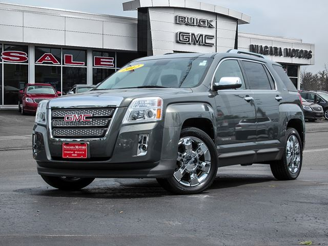 2012 GMC TERRAIN SLT2 AWD  ** ONE Owner!! Purchased, Serviced AN in Virgil, Ontario