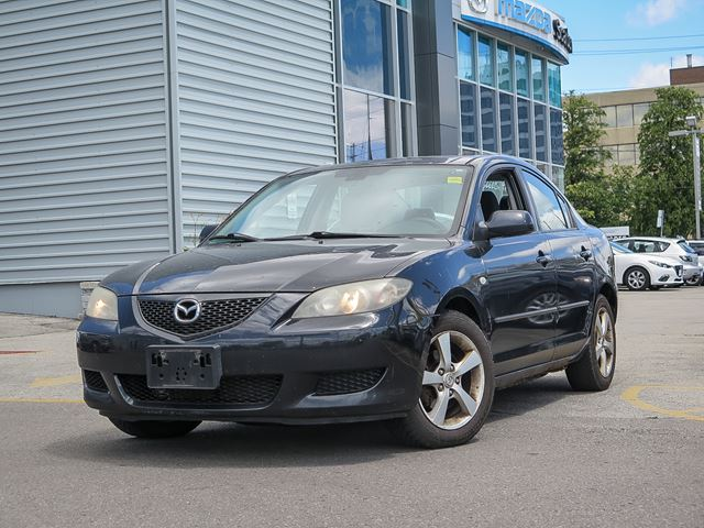 2005 MAZDA MAZDA3 AUTO MOON ROOF LOADED!!! in Toronto, Ontario