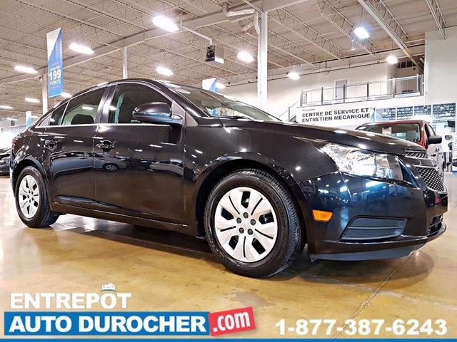 2014 Chevrolet Cruze 1LT - AUTOMATIQUE - AIR CLIMATISn++ in Laval, Quebec