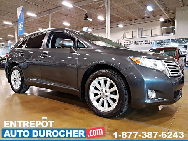 2012 Toyota Venza AUTOMATIQUE - AIR CLIMATISn++ in Laval, Quebec