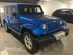 2015 Jeep Wrangler Unlimited 4WD 4dr Sahara NAVIGATION  NO ACCIDENTS  in Vancouver, British Columbia