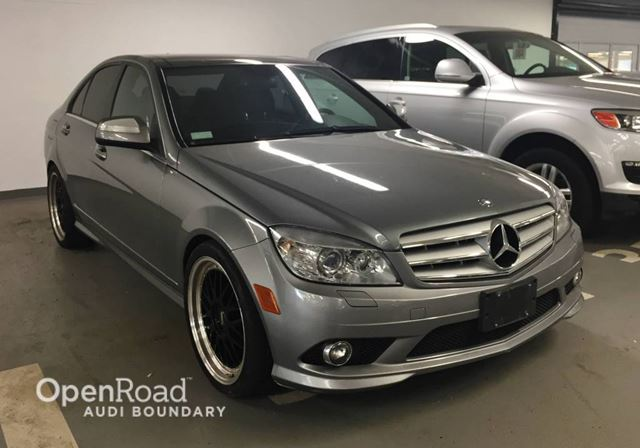 2008 Mercedes-Benz C-Class 4dr Sdn 3.5L 4MATIC in Vancouver, British Columbia