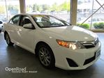 2013 Toyota Camry LE Value Package - Sunroof, Backup Camera, Blue in Port Moody, British Columbia