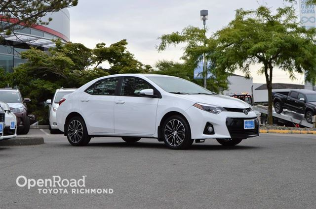 2014 Toyota Corolla S in Richmond, British Columbia