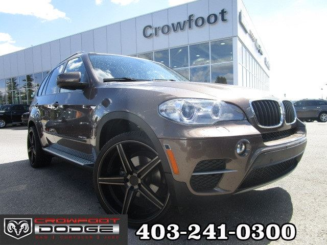 2013 BMW X5 xDrive35i WITH NAV AWD in Calgary, Alberta