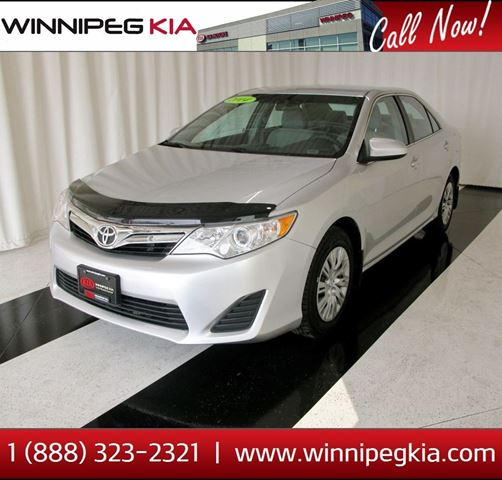 2014 Toyota Camry LE in Winnipeg, Manitoba