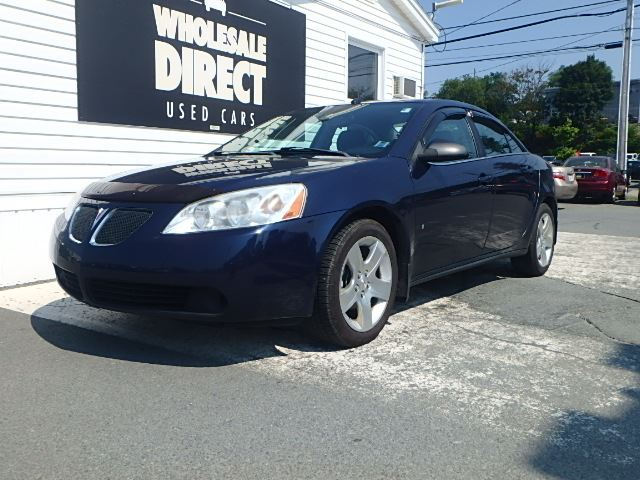 2009 Pontiac G6 SEDAN SE 2.4 L in Halifax, Nova Scotia