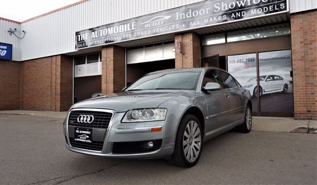 2007 Audi A8 4.2L in Mississauga, Ontario