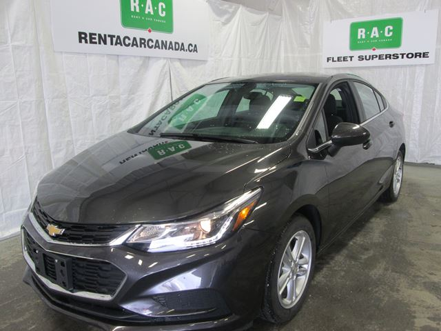 2017 Chevrolet Cruze LT Auto in Richmond, Ontario