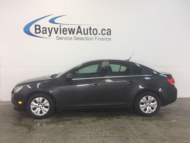 2014 Chevrolet Cruze LT -TURBO! AUTO! A/C! CRUISE! ONSTAR! REM START! in Belleville, Ontario