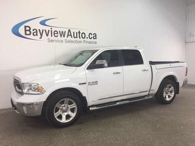 2016 Dodge RAM 1500 LTD - HEMI! 4X4! CREW! REM START! ROOF! RAM BOX! in Belleville, Ontario