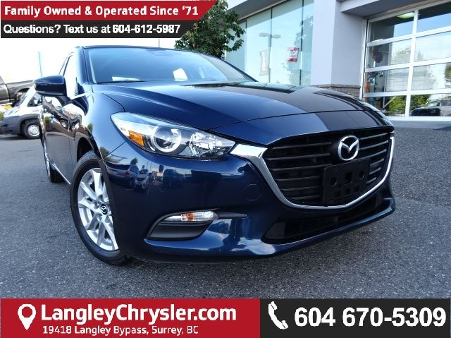 2017 Mazda MAZDA3 GS in Surrey, British Columbia