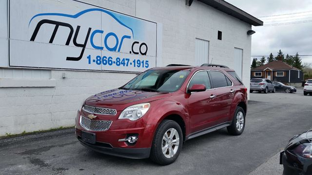 2010 CHEVROLET EQUINOX LT in Kingston, Ontario