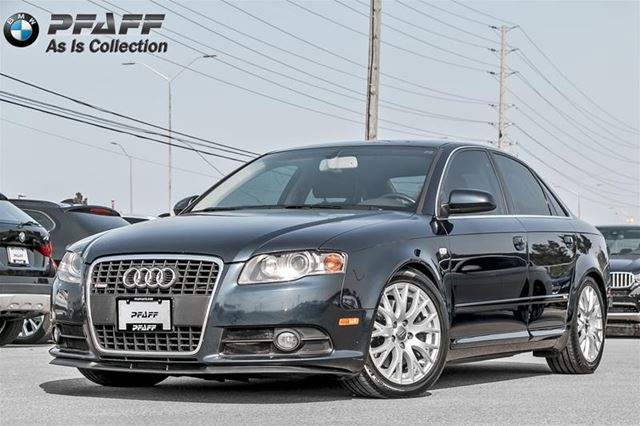 2008 Audi A4 2.0T in Mississauga, Ontario