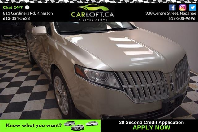 2011 LINCOLN MKT EcoBoost-LEATHER**NAVI**HEATED SEATS in Kingston, Ontario