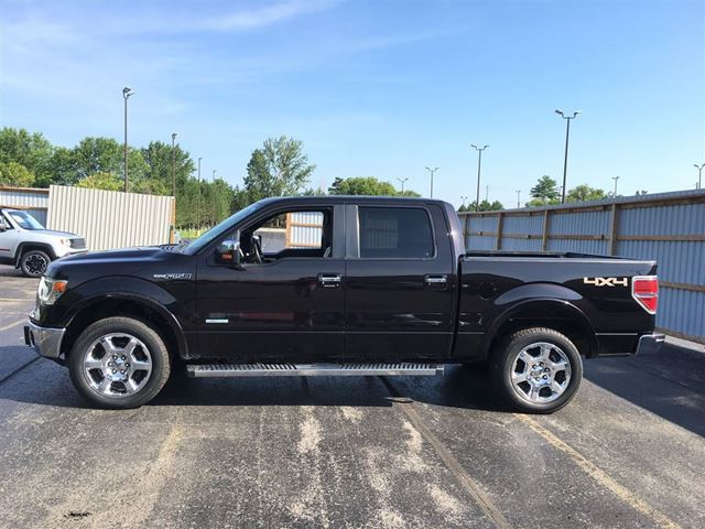 2013 FORD F-150 CREW XLT FX4 in Cayuga, Ontario