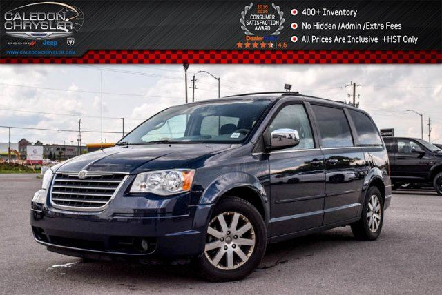 2008 Chrysler Town and Country Touring in Bolton, Ontario