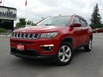 2017 Jeep Compass ALL NEW COMPASS ! BACK UP CAM - EXT WARRANTY -  REMOTE START in Belleville, Ontario