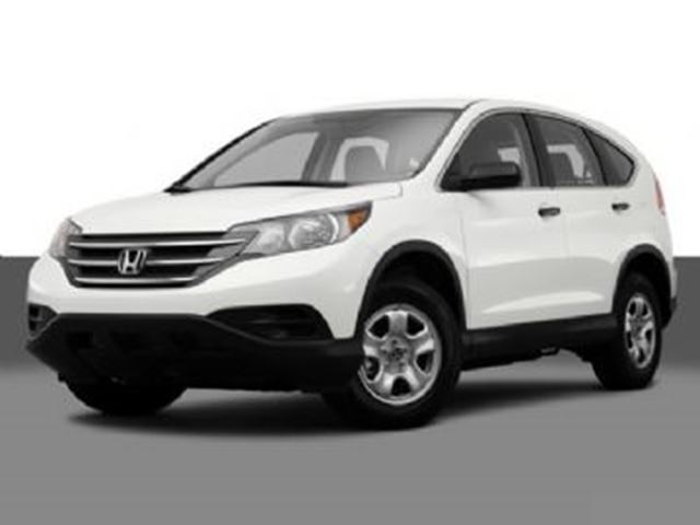 2014 HONDA CR-V AWD LX w/Lease Guard in Mississauga, Ontario