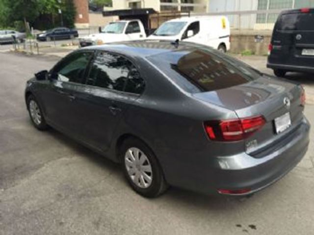2016 Volkswagen Jetta  TrendlinePlus VW Excess Wear Protection in Mississauga, Ontario