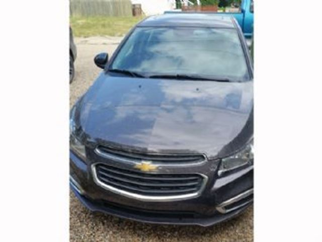 2015 Chevrolet Cruze 4dr Sdn 2LT in Mississauga, Ontario