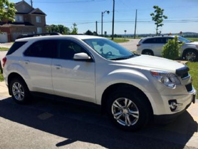 2015 Chevrolet Equinox LT1 FWD ~Immediate Delivery~ in Mississauga, Ontario