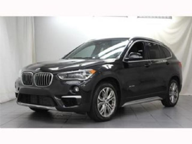 2016 BMW X1 28i xDrive X-Line Driving Ass + Lights  Pack + Wear Protect in Mississauga, Ontario