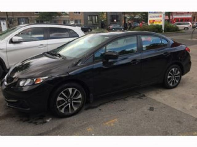 2015 HONDA CIVIC EX w/ Extended Warranty FULL TERM in Mississauga, Ontario