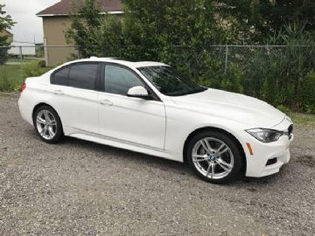 2015 BMW 3 Series 328i xDrive (AWD) M Sport Line Premium Package in Mississauga, Ontario