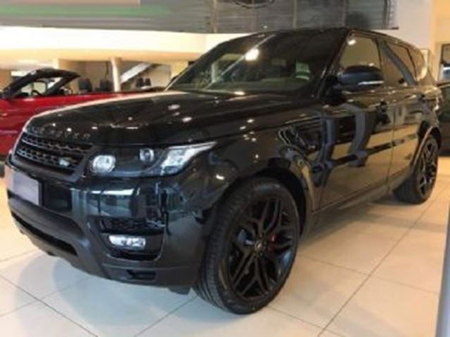 2017 LAND ROVER RANGE ROVER Sport V8 Supercharged HSE Dynamic in Mississauga, Ontario