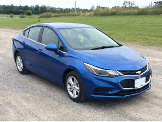 2016 Chevrolet Cruze 4dr LT 6 Speed Manual in Mississauga, Ontario