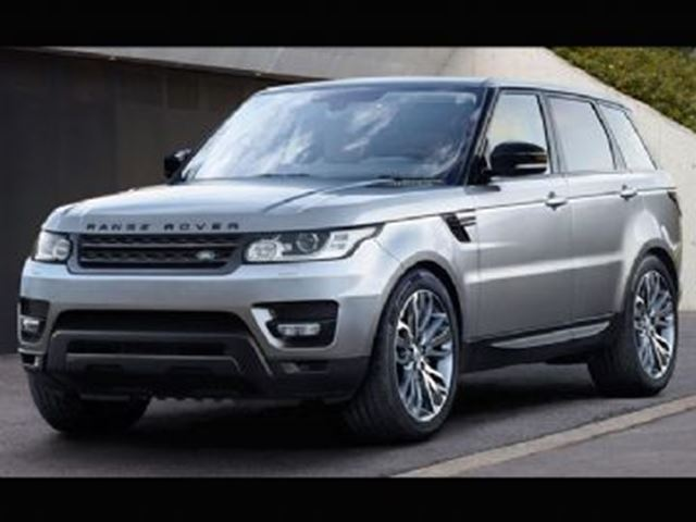 2017 LAND ROVER RANGE ROVER HSE V8 Supercharged 510HP in Mississauga, Ontario
