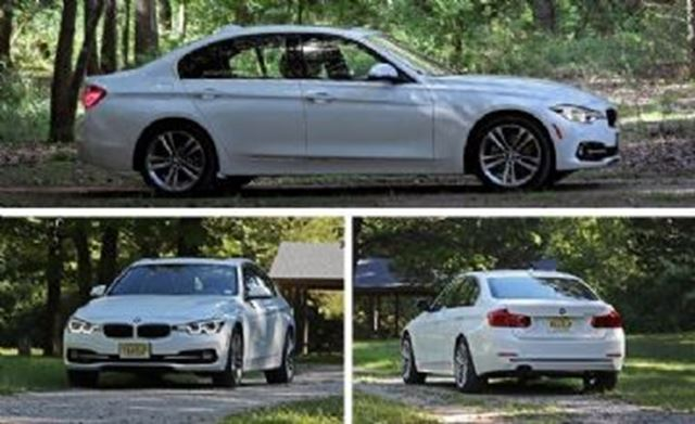 2017 BMW 3 Series 320i xDriveSportline in Mississauga, Ontario