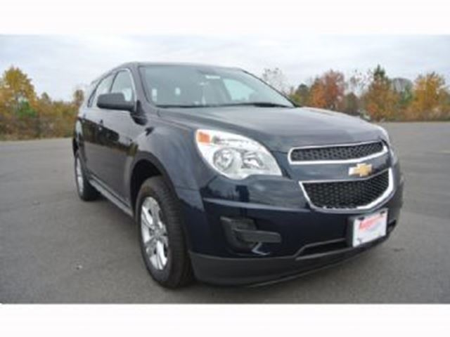 2015 Chevrolet Equinox LS 2WD Excess Wear Protection in Mississauga, Ontario