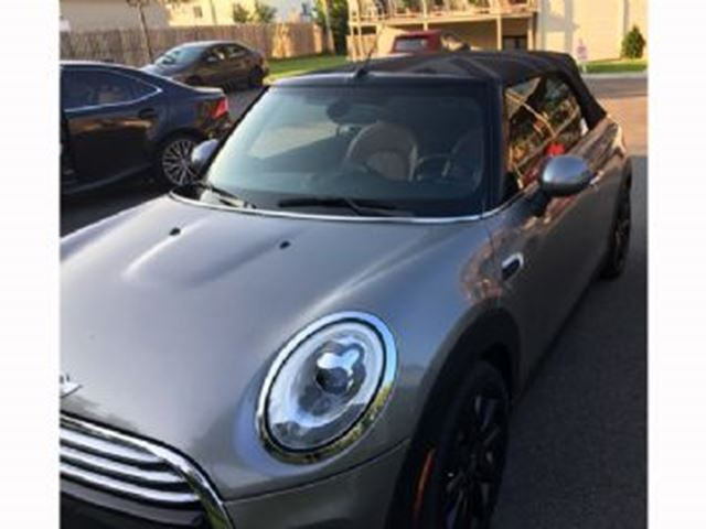 2016 MINI Cooper Excess Wear Protection in Mississauga, Ontario