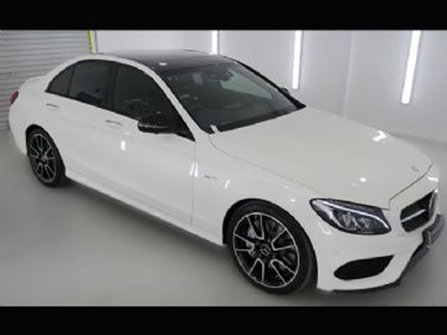 2017 Mercedes-Benz C-Class C43 AMG 4Matic Sedan in Mississauga, Ontario