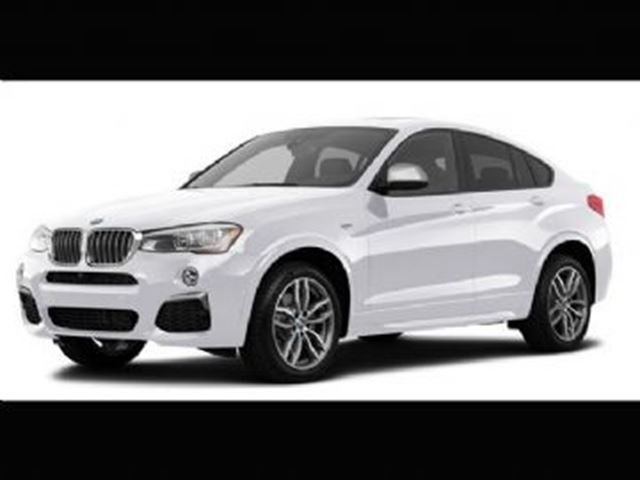 2018 BMW X4 M40i in Mississauga, Ontario