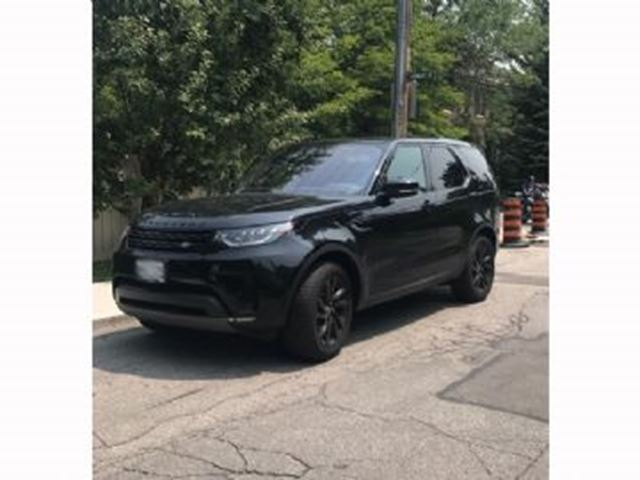 2017 LAND ROVER DISCOVERY HSE  V6 in Mississauga, Ontario