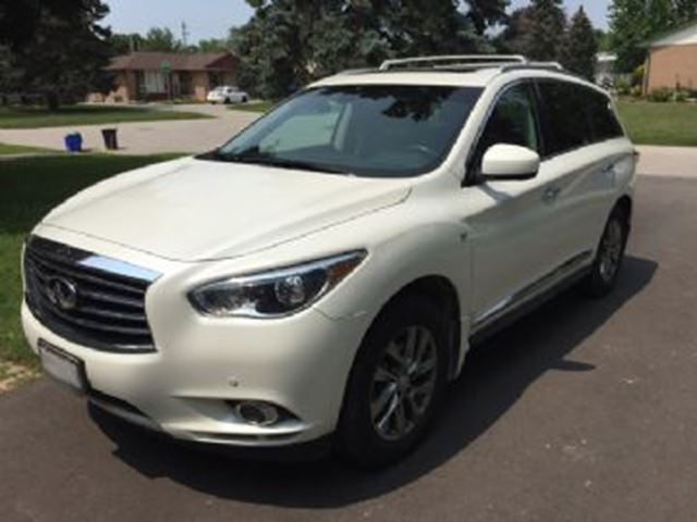 2015 INFINITI QX60 AWD w/Premium Pkge ~ Employee Pricing in Mississauga, Ontario