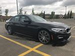 2017 BMW 5 Series 4dr Sdn 540i xDrive AWD in Mississauga, Ontario