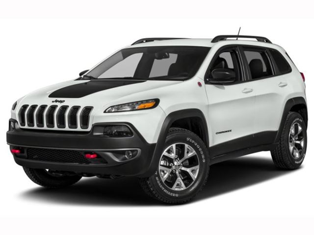 2016 Jeep Cherokee 4WD 4dr Trailhawk in Mississauga, Ontario