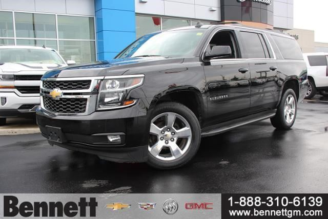 2015 CHEVROLET SUBURBAN LT in Cambridge, Ontario