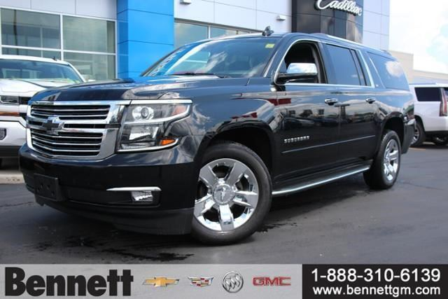 2015 CHEVROLET SUBURBAN LTZ in Cambridge, Ontario