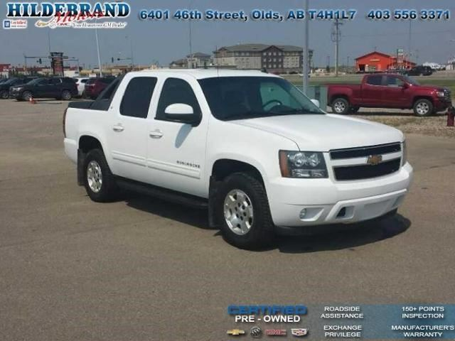 2012 Chevrolet Avalanche LT w/1SB in Olds, Alberta