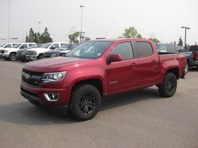 2017 Chevrolet Colorado 4WD Z71 in Calgary, Alberta