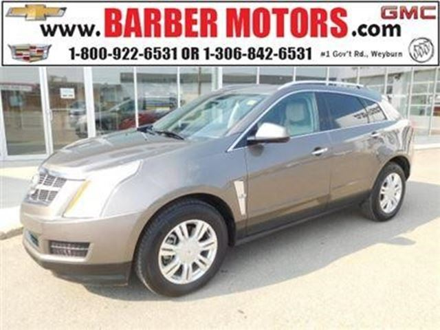 2011 Cadillac SRX 3.0 Luxury in Weyburn, Saskatchewan
