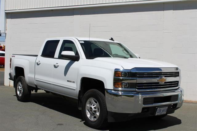 2016 Chevrolet Silverado 2500  LT in Gander, Newfoundland And Labrador